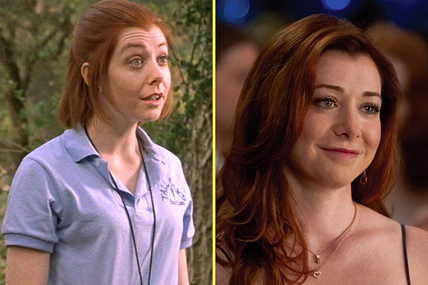 Alyson Hannigan as Michelle