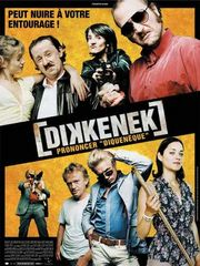 Dikkenek Poster