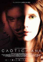 Ca&oacute;tica Ana Poster