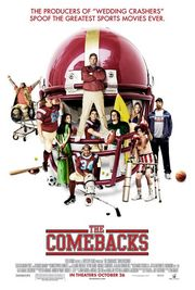 The Comebacks Poster