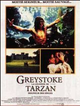 Greystoke: The Legend of Tarzan, Lord of the Apes Poster