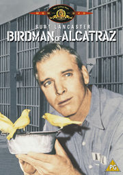 Birdman of Alcatraz Poster