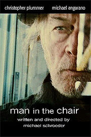 Man in the Chair Poster
