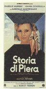 Storia di Piera (The Story of Piera) poster & wallpaper