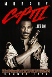 Beverly Hills Cop III Poster