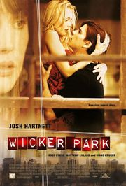 Wicker Park poster Josh Hartnett Matthew
