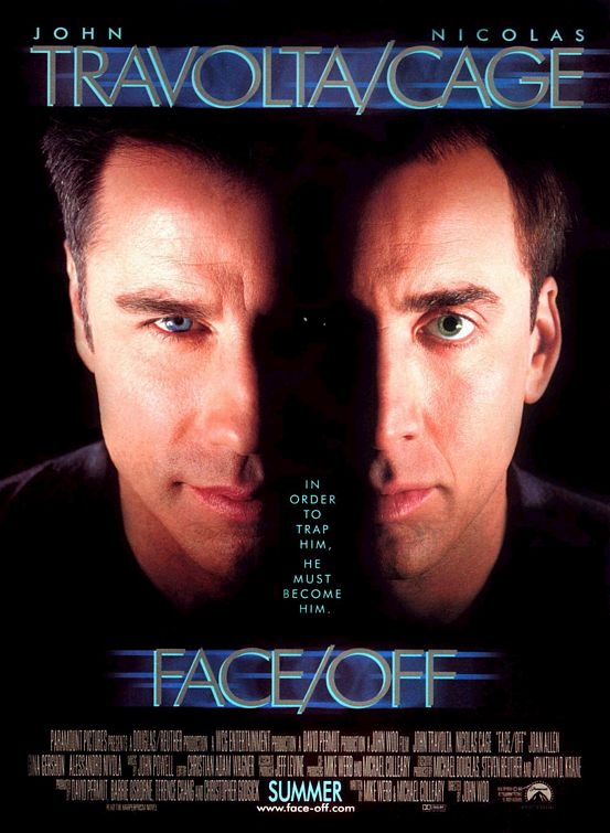 Poster del film Face/Off
