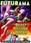 Futurama: The Beast with a Billion Backs Poster