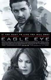 Eagle Eye Poster