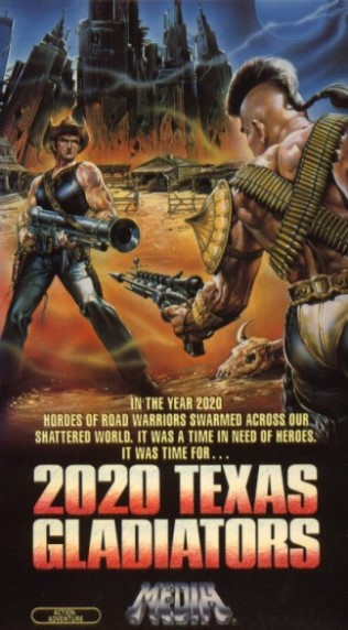 Anno 2020 - I gladiatori del futuro (2020 Texas Gladiators) (2020 Freedom Fighters) (One Eye Force)