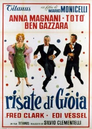 The Passionate Thief (Risate di gioia)