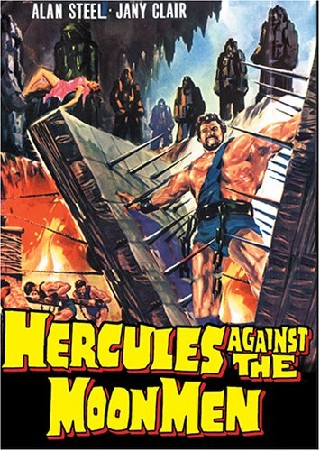 Maciste e la regina di Samar (Hercules Against the Moon Men)