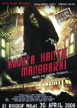 Kereta hantu Manggarai (The Ghost Train of Manggarai)