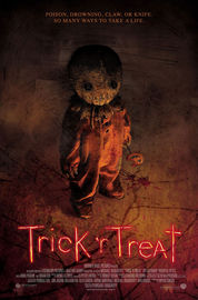 Trick &#039;r Treat Poster