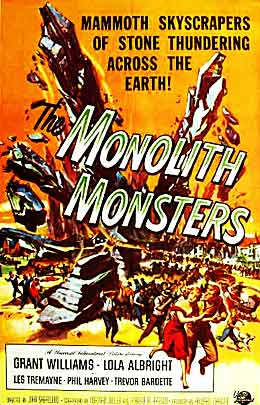 The Monolith Monsters (Monolith)