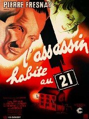 L'assassin habite... au 21 (The Murderer Lives at Number 21)
