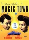 Magic Town poster E.J. Ballantine Moody