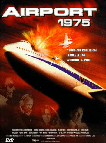 Airport 1975 Cover