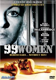 99 Women (Der Heisse Tod) movie posters