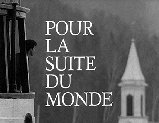 Pour la suite du monde (For Those Who Will Follow)(Of Whales, the Moon, and Men)(The Moontrap)