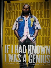If I Had Known I Was a Genius Poster