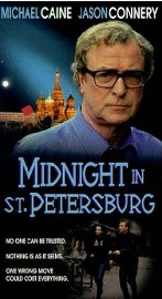 Midnight in Saint Petersburg Poster