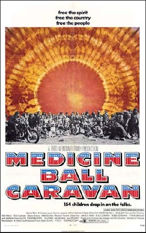 Medicine Ball Caravan (We Have Come for Your Daughters)