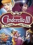 Cinderella III: A Twist in Time poster & wallpaper