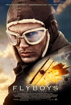 Poster del film Giovani aquile (Flyboys)