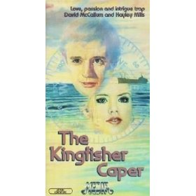The Kingfisher Caper (Diamond Lust)(The Diamond Hunters)