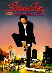 Richard Pryor Live on the Sunset Strip Poster