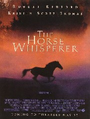 The Horse Whisperer Poster
