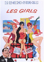 Les Girls Poster