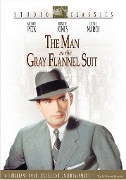 The Man in the Gray Flannel Suit Poster