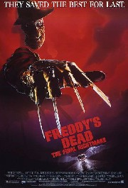 Freddy&#039;s Dead: The Final Nightmare Poster