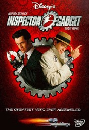 Inspector Gadget Poster
