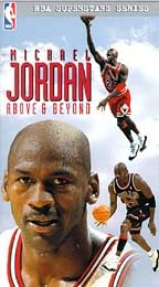 Michael Jordan, Above and Beyond