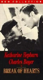 Break of Hearts poster Katharine Hepburn Constance Dane