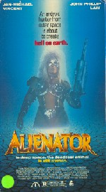 Alienator Poster