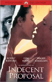 Indecent Proposal Poster
