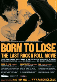 Born to Lose: The Last Rock and Roll Movie