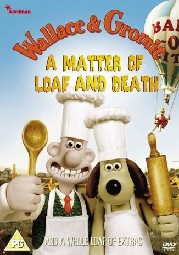 Wallace and Gromit in &#039;A Matter of Loaf and Death&#039; Poster