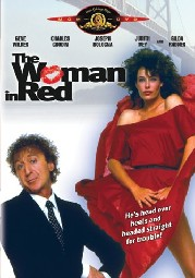 The Woman in Red Poster