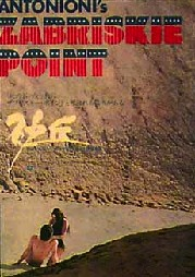 Zabriskie Point poster Mark Frechette Mark