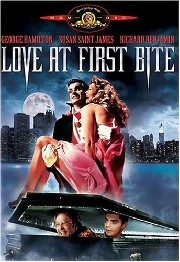 Love at First Bite Poster