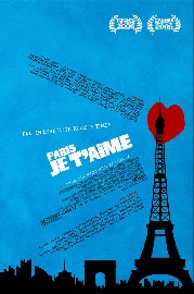 Paris, je t&#039;aime Poster
