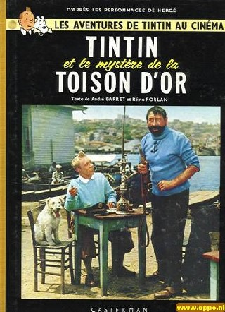 Tintin et le myst�re de la Toison d'Or (Tintin and the Mystery of the Golden Fleece)