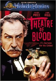 Theater of Blood (Theatre of Blood) (Much Ado About Murder)