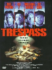 Trespass Poster