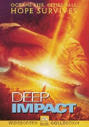 Deep Impact Poster